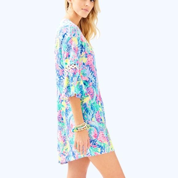 267ea33a099 Lilly Pulitzer Dresses   Nwt Hollie Tunic Dress Xl   Poshmark
